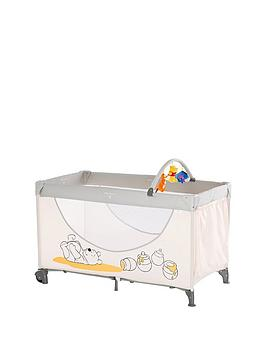 Winnie the pooh Winnie The Pooh Hauck Disney Dream & Play Travel Cot- Pooh  ... Picture