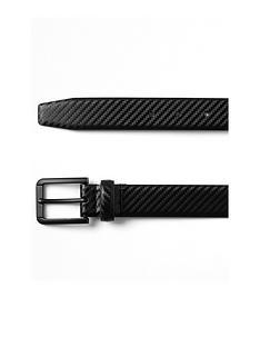 river-island-black-textured-buckle-belt