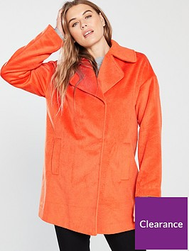 lost-ink-cocoon-colour-pop-formal-coat-orange