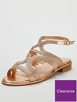v-by-very-hermoine-plait-strap-sandal