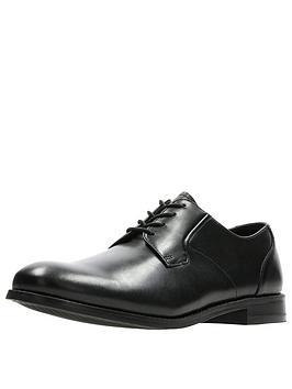 clarks-edward-plain-leather-lace-up-shoe