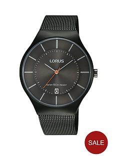 lorus-lorus-black-and-grey-detail-date-dial-black-stainless-steel-mesh-strap-mens-watch