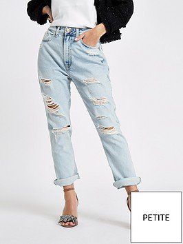 ri-petite-mom-jeans-mid-blue