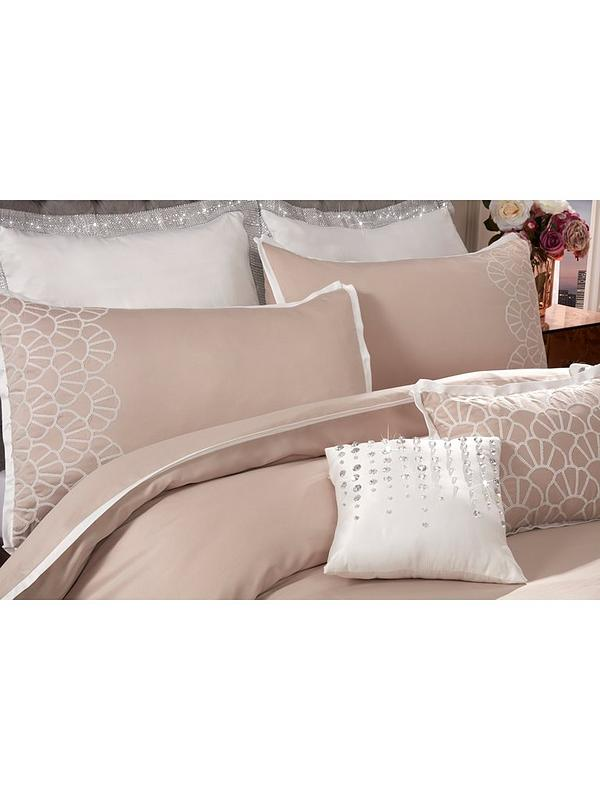 BY Caprice Freya Pillowcase Pair Designer Range