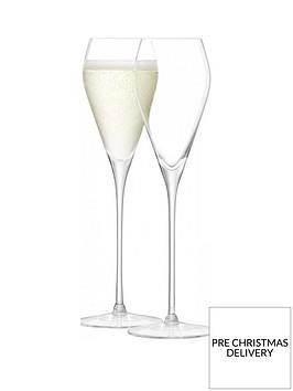 lsa-international-handmade-wine-and-prosecco-glasses-ndash-set-of-2