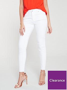 ted-baker-catarsi-uneven-raw-hem-skinny-jeans-white