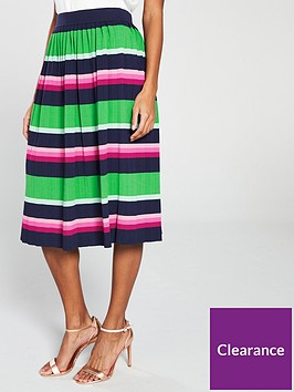 ted-baker-aliccio-knitted-midi-skirt