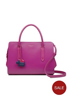 db4fd7e215 Radley Liverpool Street Medium Multiway Bag - Fuchsia