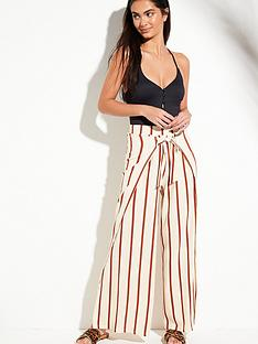 v-by-very-tie-front-split-leg-beach-trousers-stripe