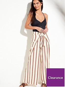 v-by-very-tie-front-split-leg-beach-trousers-stripe