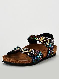 birkenstock-girls-black-multi-rio-sandal