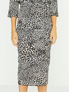 studio-mouthy-by-megan-mckenna-leopard-midi-pencil-skirt-printed