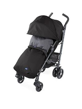 Chicco Chicco Liteway 3 Stroller- Jet Black Picture