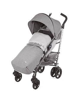 Chicco Chicco Liteway 3 Stroller- Titanium Picture