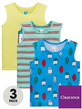mini-v-by-very-boys-3-pack-ice-lolly-vests-blueyellow