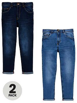 v-by-very-boys-2-pack-slim-fit-jeans-denim