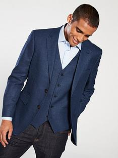 skopes-fabio-boucle-effect-suit-jacket-navy