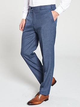 skopes-ortonanbspsemi-plain-suit-trouser-blue