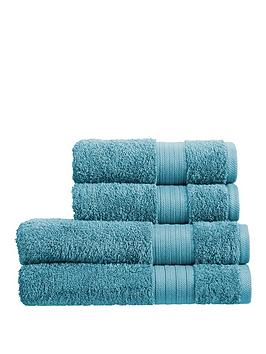 Christy Christy Monaco 4-Piece Towel Bale &Ndash; Lagoon Picture