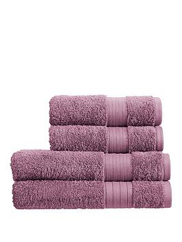 Christy Christy Monaco 4-Piece Towel Bale &Ndash; Amethyst Picture