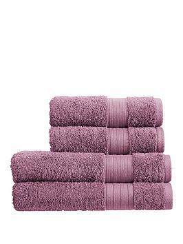 Christy Monaco 4-Piece Towel Bale &Ndash; Amethyst