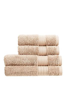 Christy Christy Monaco 4-Piece Towel Bale &Ndash; Latte Picture