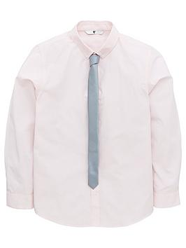 v-by-very-boys-smart-pinstripe-shirt-amp-tie-set-pinkwhite