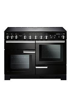 rangemaster-pdl110eigb-professional-deluxe-110cmnbspwide-electric-range-with-induction-hobnbsp--black
