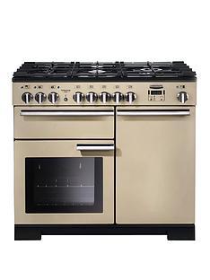 rangemaster-pdl100dffcr-professional-deluxe-100cmnbspwide-dual-fuel-range-cooker-cream