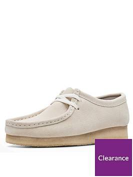 clarks-originals-wallabee-flat-shoes-off-white