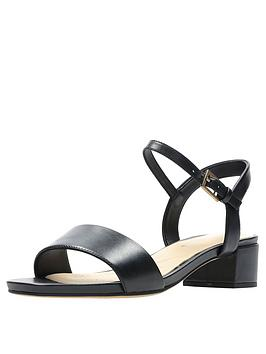 clarks-orabella-iris-heeled-sandals-black