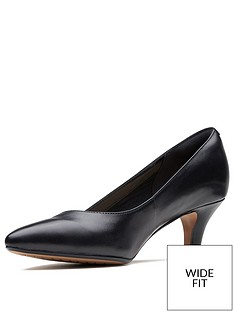 clarks-linvale-jerica-wide-fit-heeled-shoes-black