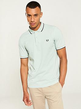 fred-perry-twin-tipped-polo-shirt-mint