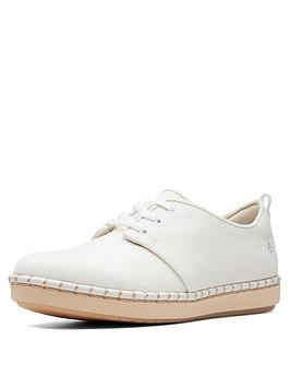 clarks-cloudsteppers-step-glow-lace-espadrilles-white