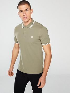 fred-perry-twin-tipped-polo-shirt-sage