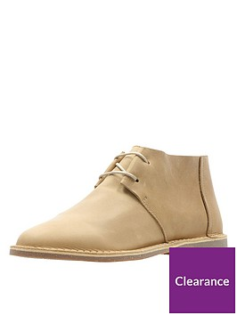 clarks-erin-craft-ankle-boots-sand