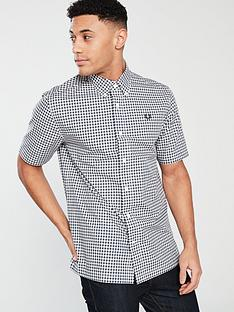 fred-perry-two-colour-gingham-ss-shirt