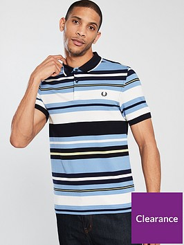 fred-perry-bold-stripe-pique-polo-shirt