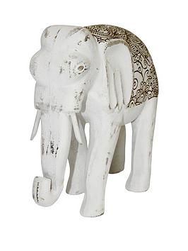 ARTHOUSE  Arthouse Elephant Ornament