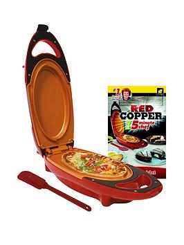 High Street Tv Red Copper 5 Minute-Chef