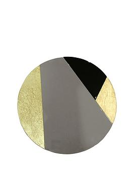 arthouse-crackled-gold-foil-black-tinted-glass-circular-mirror