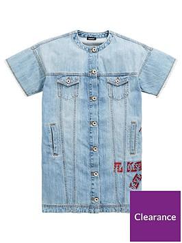 diesel-girls-denim-logo-shirt-dress