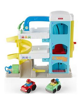 fisher-price-little-people-the-helpful-neighbours-garage