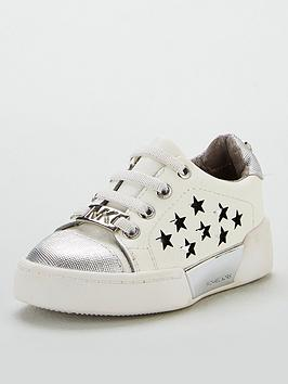 michael-kors-toddler-girls-stars-lace-up-trainer