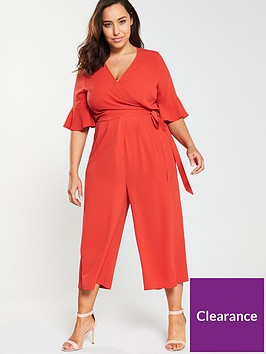 girls-on-film-curve-wrap-front-wide-leg-culotte-jumpsuit-red