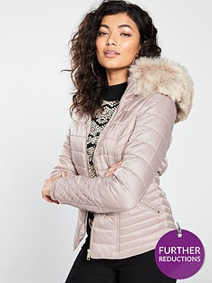 efb0aefd0e7 Quilted & Padded Jackets | River island | Coats & jackets | Women ...