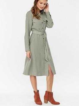 monsoon-amber-utility-shirt-dress-green