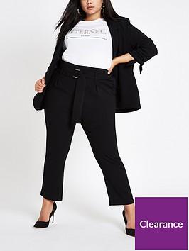 ri-plus-ri-plus-ring-detail-tapered-trouser-black