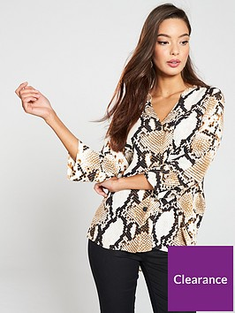 river-island-river-island-woven-printed-wrap-blouse-animal