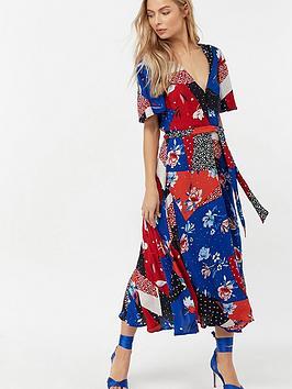 monsoon-poppy-patch-print-tea-dress-multi
